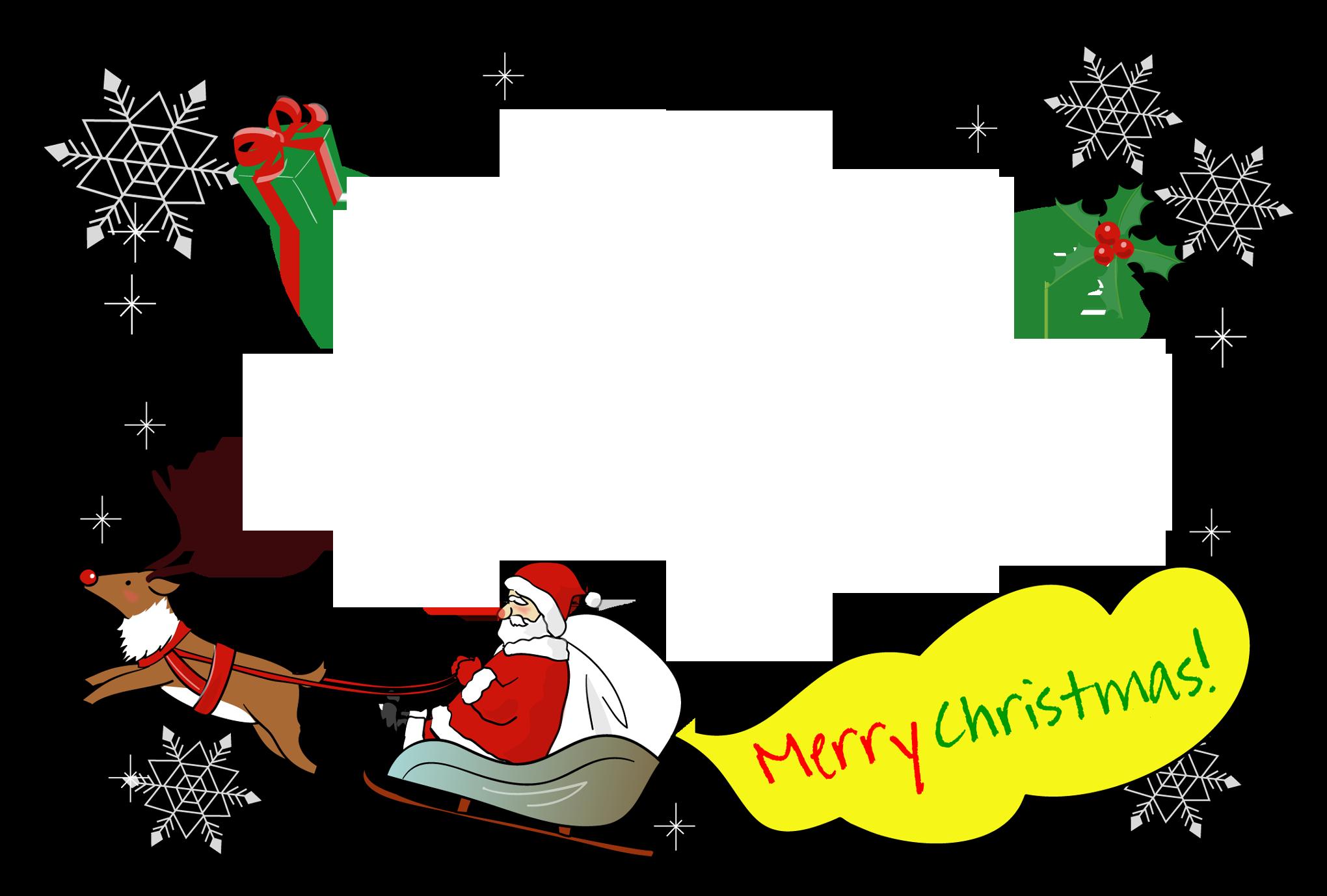 カード クリスマスカード 無料ダウンロード : 館」クリスマスカード ...